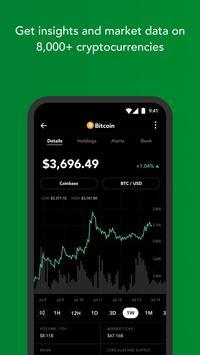 Blockfolio screenshot 1