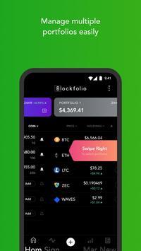 Blockfolio screenshot 5