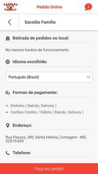 Sacolão Família screenshot 5