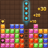 Block Puzzle Jewels Legende Zeichen
