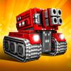 Blocky Cars: juego online icono