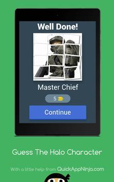 Guess The Halo Character screenshot 13