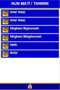 Hukum Ilmu Tajwid screenshot 13