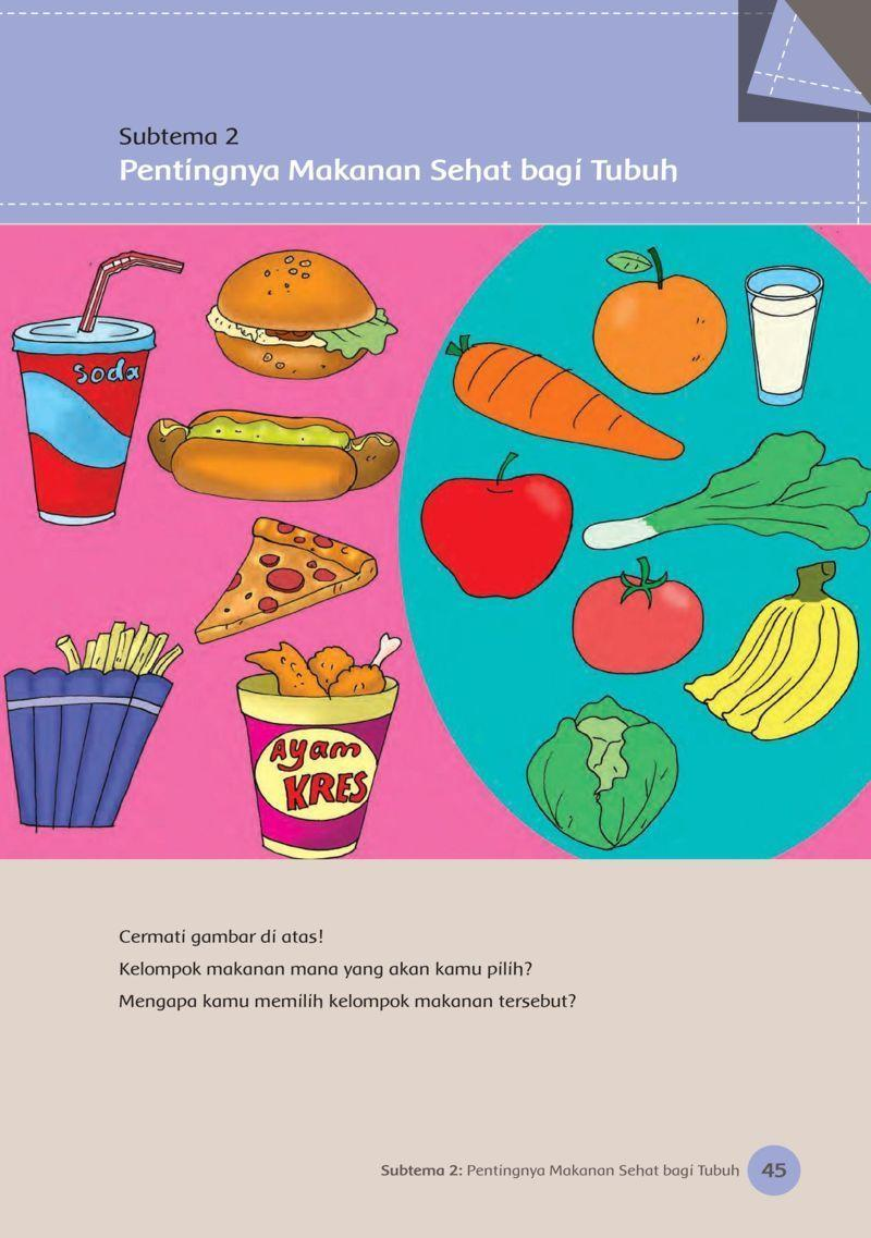 Buku Kelas 5 Tema 3
