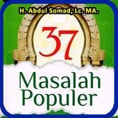 Kitab 37 Masalah Populer Ustadz Abdul Somad icon