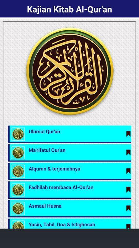 Al quran terjemahan indonesia for android apk download.