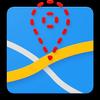 Fake GPS-icoon