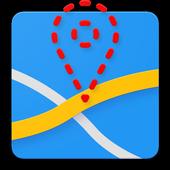 Fake GPS icon
