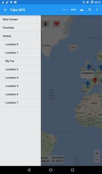 Fake GPS Ekran Görüntüsü 14