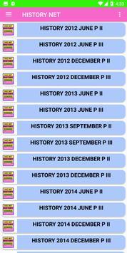 HISTORY NET screenshot 2