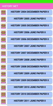 HISTORY NET screenshot 4