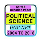 POLITICAL SCIENCE - NET Solved Paper icono