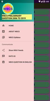 WBCS Question Paper screenshot 1