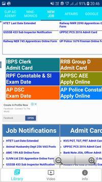 GJP Academy Exam Preparation 2019 App Study Notes screenshot 4