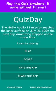 QuizDay screenshot 1