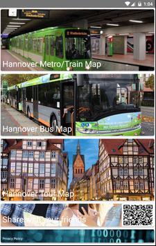 Hannover Metro, Bus, Tour Map Offline電車メトロオフライン地図 screenshot 1