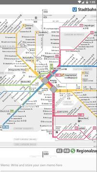 Hannover Metro, Bus, Tour Map Offline電車メトロオフライン地図 screenshot 2
