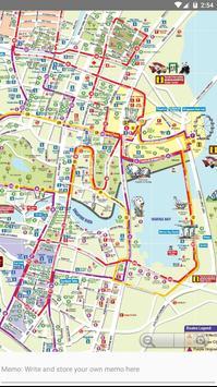 Singapore Metro, Bus, Tour Map Offline メトロオフライン地図 screenshot 4