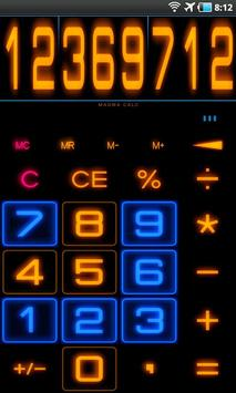 Calculator with Percentage (Free) screenshot 3