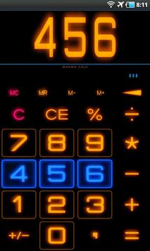 Calculator with Percentage (Free) screenshot 1