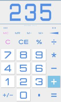 Calculator with Percentage (Free) screenshot 2