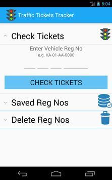 Traffic Tickets Tracker screenshot 5