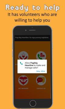 Pag-ibig Heartline ❤️ 💛 💚 screenshot 2