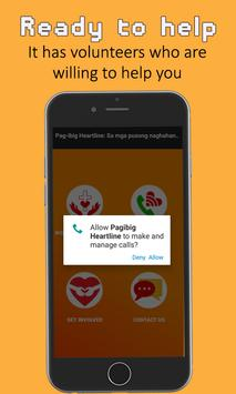 Pag-ibig Heartline ❤️ 💛 💚 screenshot 6