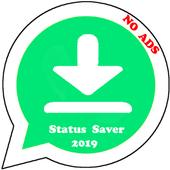 Status Saver 2019- No ads icon