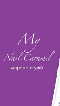 Онлайн запис Nail Caramel poster