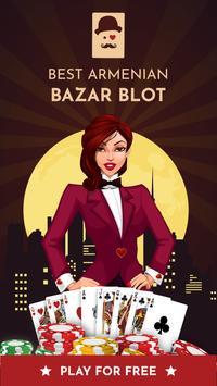 Bazar Blot poster