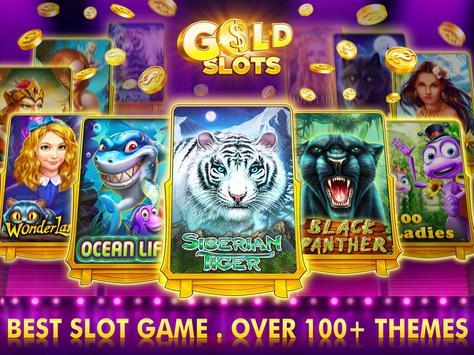 Gold Slots poster