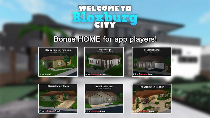 Bloxburg City For Android Apk Download