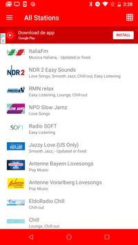 Love Songs & Valentine RADIO screenshot 1