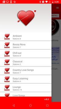 Love Songs & Valentine RADIO screenshot 2