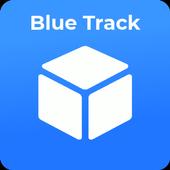 Blue Track (Rastreamento Correios) icon