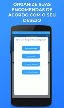 Blue Track (Rastreamento Correios) screenshot 3