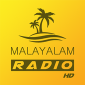 Malayalam Radio HD-icoon