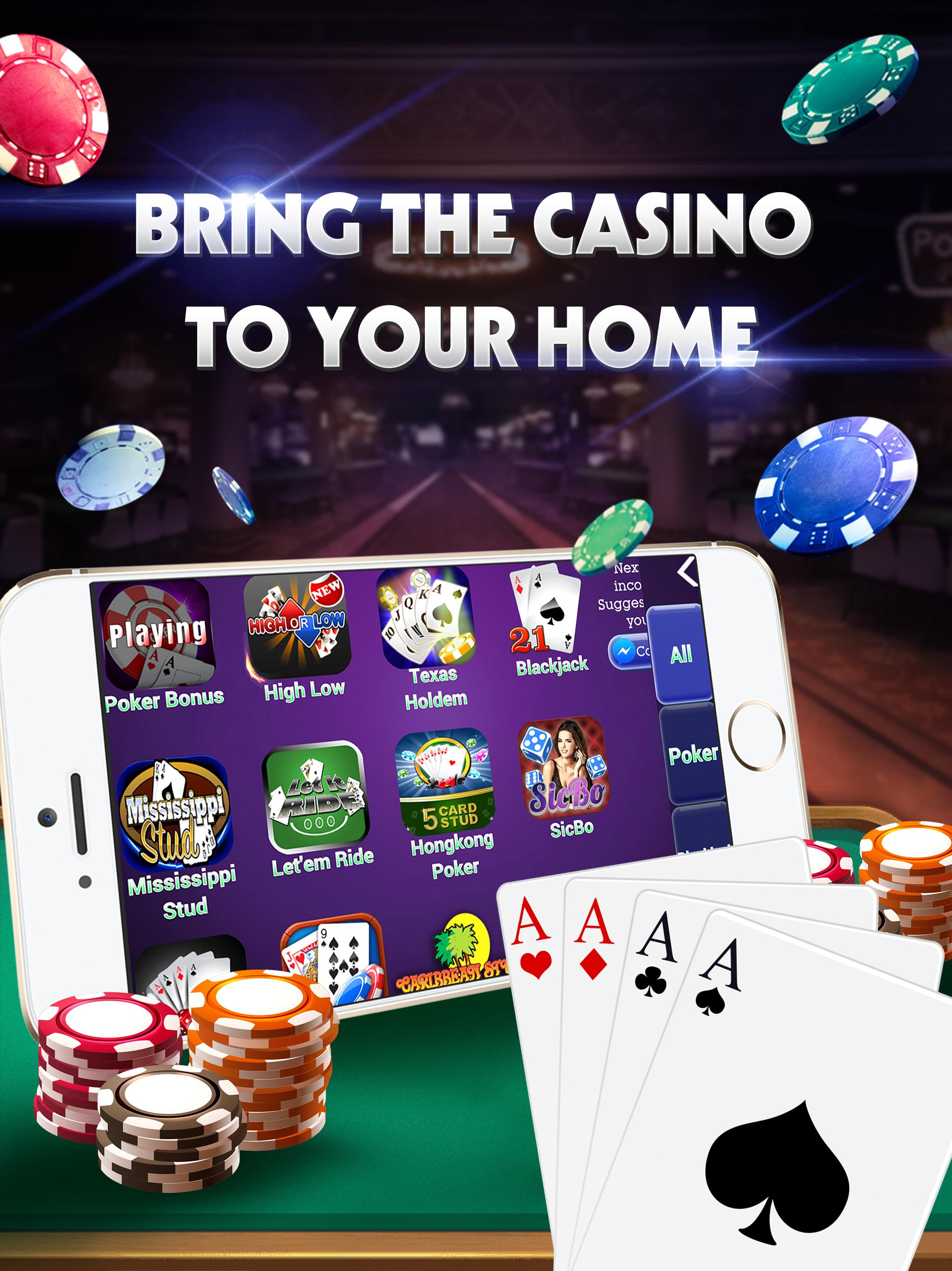 Poker Bonus All In One Casino For Android Apk Download