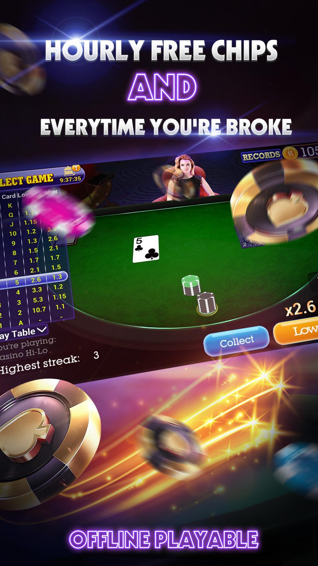 poker bonus casino