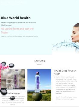 Blue World Health screenshot 4