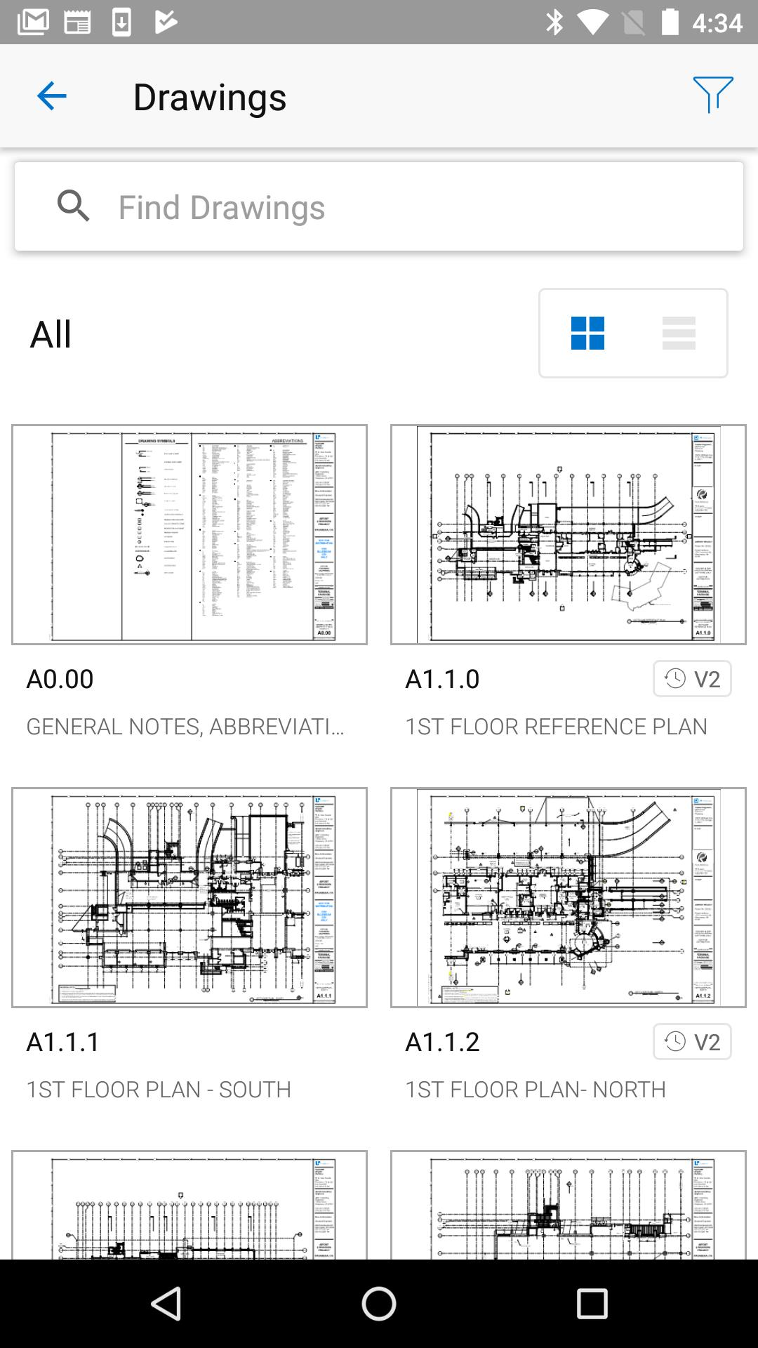 Bluebeam Drawings for Android - APK Download