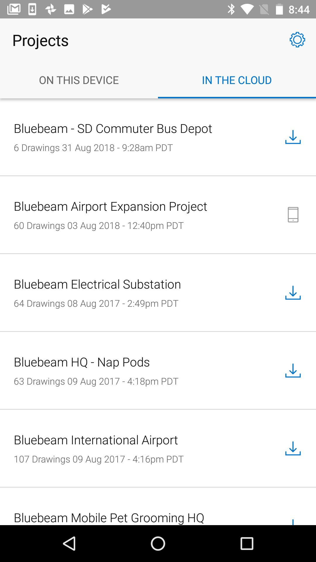 Bluebeam Mobile Android