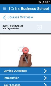 Online Business School screenshot 4
