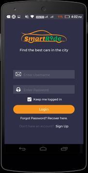 Smart Ride screenshot 1