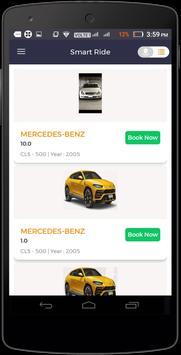 Smart Ride screenshot 3