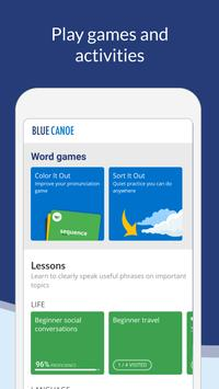 Blue Canoe screenshot 3