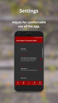 NET Bible, New English Translation Bible screenshot 4