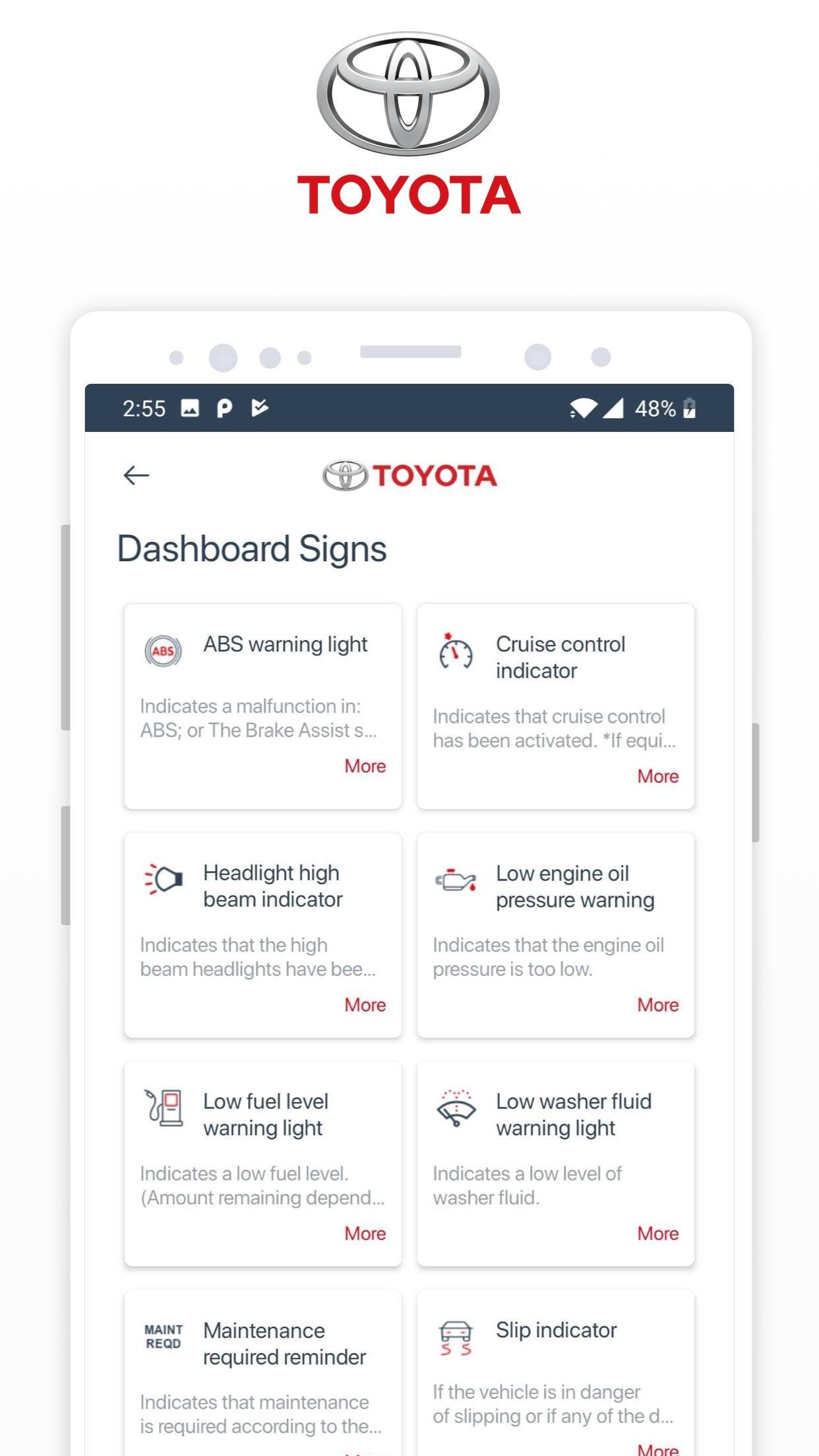 My Toyota for Android - APK Download