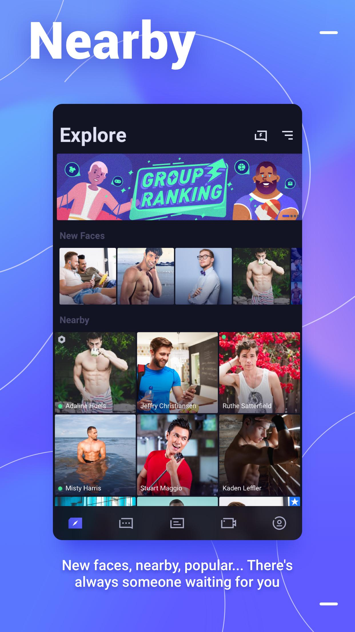 sex chat app play store